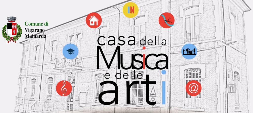 Presentazione Casa della Musica e delle Arti