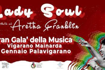 Gran Galà della Musica – Lady Soul – tributo ad Aretha Franklin
